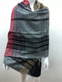 Multi Color Scarf  Red  #S 79-5