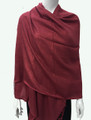 New!  Solid Color Metallic Pashmina Assorted Dozen #8