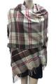 Cashmere Feel shawl  Scarves  # 92-7