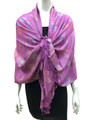 New!   Metallic Butterfly Pashmina  Assorted Dozen #P120