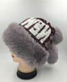 New! New York  Faux Fur Knit Hats Assorted Dozen #H1212