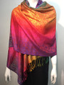 New!  Pashmina Multicolor #149-1