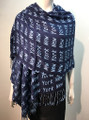 Pashmina New York  Navy Dozen #45-9