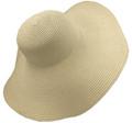 Fashion Summer Straw Hat Beige # H 8048-5