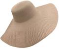 Fashion Summer Straw Hat Pink # H 8048-6