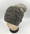 New! Unisex Knit Crochet Oversized Hats Assorted Dozen #H1233