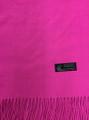 Cashmere Feel Scarves Hot Pink K 68-20