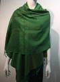Pashmina Paisley  green  dozen #50-7