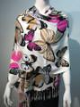 New!  Butterfly Print  Pashmina   Dozen #3-5
