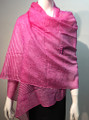 Solid Color  Scarf Hot Pink  #7011-5