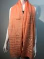 Solid Color  Scarf  Orange  #7011-7