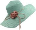 Fashion Summer Straw Hat Assorted Dozen # H 8054