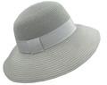 Fashion Foldable Straw Sun Hat Assorted Dozen # H 8059