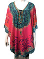 New ! Fashion Cover Up Summer Poncho #9002-1