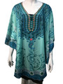 New ! Fashion Cover Up Summer Poncho #9002-3