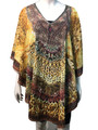 New ! Fashion Cover Up Summer Poncho #9004-2
