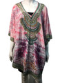 New ! Fashion Cover Up Summer Poncho #9005-1