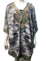 New ! Fashion Cover Up Summer Poncho #9005-2