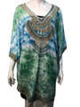 New ! Fashion Cover Up Summer Poncho #9005-3