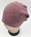 New! Fashion French Beret with Flower Sequin Assorted Dozen #H1263