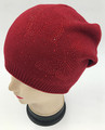 New! Fashion French Beret with Butterfly Sequin Assorted Dozen #H1264