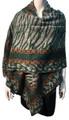 New !   Fashion Long Soft Plaid warm Shawl Scarf Green # 990-8