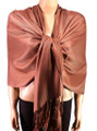 Pashmina Solid Camel Brown #2-7