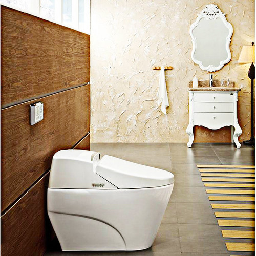 smart toilet for bathroom design
