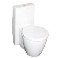 Luxury European toilet bathroom design