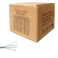 Cat5e Direct Waterproof UTP Cable 1000 Ft