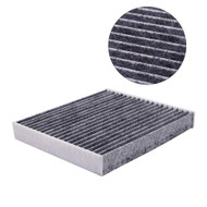 CF10285 87139-07010 Cabin Engine Air Filter Work for 2005-2016 Toyota, 2006-2015 Lexus, 2008-2015 Scion, 2010-2014 Subaru with Activated Carbon and Arm & Hammer 8.5, 1.2inch