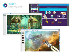 SMART Learning Suite (includes Notebook)