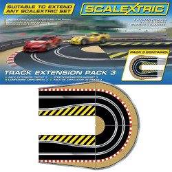 SCALEXTRIC Sport Track C8512 Extension Pack Kit 3