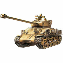 TAMIYA 35323 Israeli Tank M51 1:35 Military Model Kit