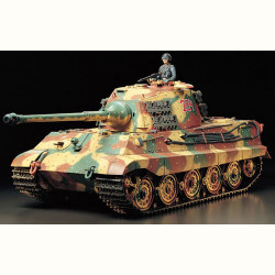 TAMIYA RC 56018 King Tiger Tank full option 1:16 Assembly Kit