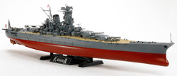 TAMIYA 78031 Musashi (2013) 1:350 Ship Model Kit
