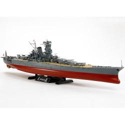 TAMIYA 78031 Musashi (2013) 1:350 Ship Model Kit