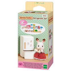 Refrigerator Set - SYLVANIAN Families Dolls Furniture 5021