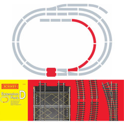 HORNBY R8224 TrakMat Track Extension Pack D