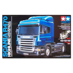 TAMIYA RC 56318 Scania R470 Highline Truck 1:14 Assembly Kit