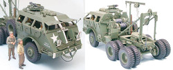 TAMIYA 35244 M26 Armoured Tank Recovery Vehicle 1:35 Military Model Kit