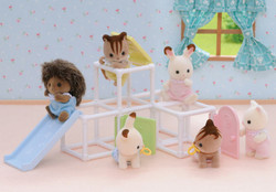 Baby Jungle Gym - SYLVANIAN Families Figures 5025