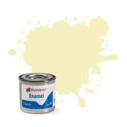 HUMBROL 41 Ivory Gloss Enamel 14ml Model Kit Paint
