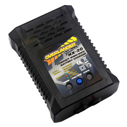 Overlander NX-20 NiMH Battery Charger 2A 20W - RC Car, Tamiya etc