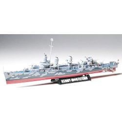 TAMIYA 78012 U.S. Navy DD445 Fletcher 1:350 Ship Model Kit