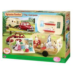 The Caravan Holiday Home - SYLVANIAN Families Figures 5045
