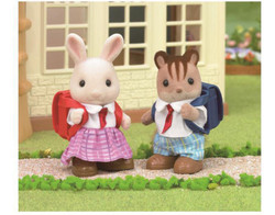 School Friends - SYLVANIAN Families Figures 5170