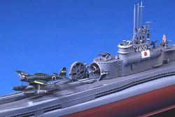 TAMIYA 78019 Japanese Navy Submarine I-400 1:350 Ship Model Kit