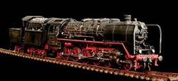 ITALERI Lokomotive BR50 8702 1:87 HO Model Kit