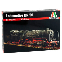 ITALERI Lokomotive BR50 8702 1:87 HO Model Kit